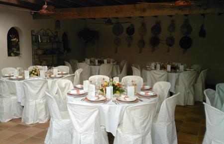 Table ronde mariage Traiteur Maison Ramel Dole et Dijon