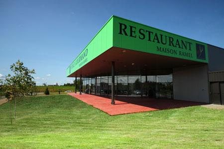 Restaurant Maison Ramel à Dole